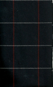 A subtle windowpane check in navy with deep red and ivory intersecting lines.