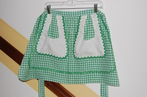 Season for sewing - apron