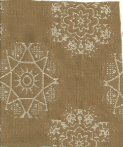 This is a jacquard woven wool, but very light-weight and soft.