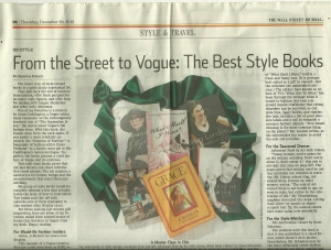 """This annual feature on """"style books"""" is always one of my favorites."""