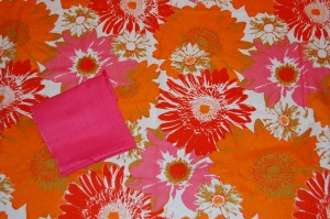 Tunic sundress fabric