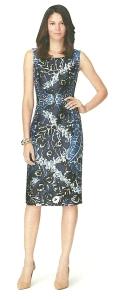 This dress is from Oscar De la Renta's Ready-to-wear line.