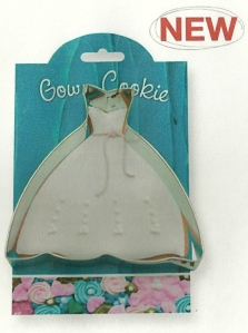 Cookie cutter fashion - gown