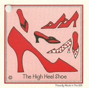 Cookie cutter fashion - shoe