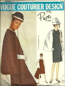 Pucci - pattern envelope