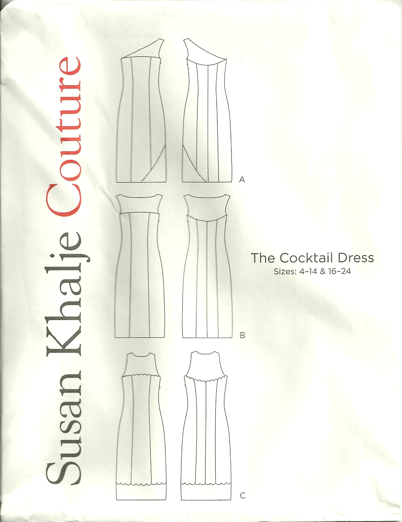 The World of Couture Sewing | fiftydresses