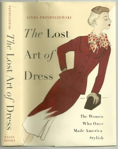 Lost Art of Dress - cover