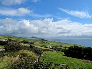 Photo of the Coastline in Dingle taken by Nate Helm (my son!)