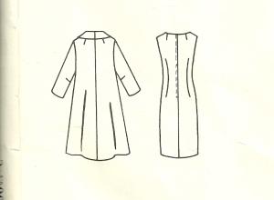 Perfect Blue - thumbnail sketch of backs