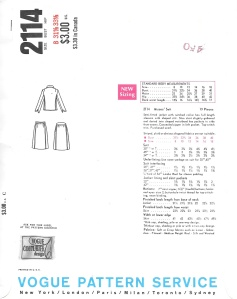 This diagram of the jacket  back better shows the interesting treatment to the cuff edges of the sleeves.