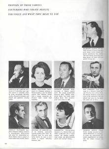 Designers in Vogue