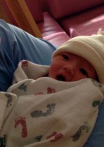 Welcome to the world, dear little Carolina!