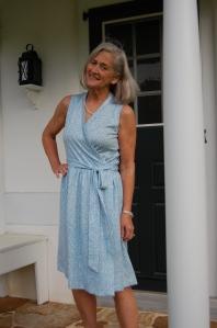 Easy, breezy dress