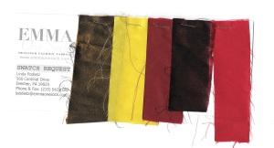 Allure of silk - cummerbund picture