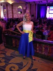 LA fancy dress