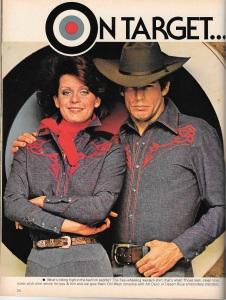 Western style - shirts, no 1