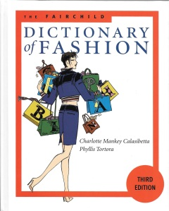 Why, do you ask, is this such a good gift for a sewing friend? Because it is filled with so much information that makes you more informed about your sewing, fashion, and fashion history in general. I love that pronunciations are given for some of those words about which you always wondered.
