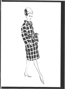 """Balenciaga Coat 1960"""