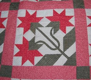 A quilt for Carolina