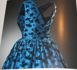 Both images are from: Balenciaga: Cristobal Balenciaga Museoa; Fundazion Cristobal Balenciaga Fundazioa, Editorial NEREA; English Edition 2011; distributed in the USA by Thames & Hudson Inc., NY, NY, page 260.