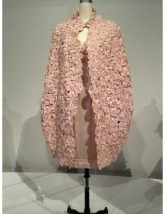 Met - Chanel cape copy