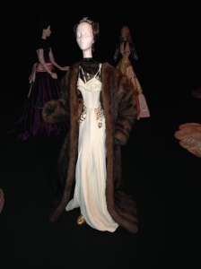 Always a fan of Jacques Heim, I thought this mink coat and dress were amazing.