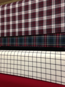 Pendleton dress fabrics copy