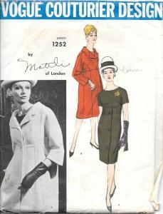 Taffeta coat - 2nd Mattli pattern