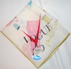 Vogue handkerchief