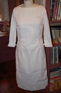 Some pictures of my muslin.
